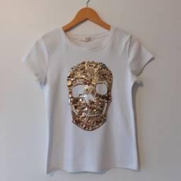 Camiseta Loverly tamanho G