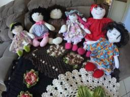 Boneca De Pano 40 e 50 Cm Bailarinas Decoração Festas Nichos