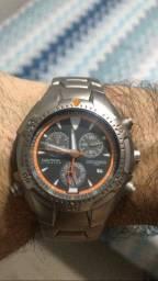 Relógio Nautica Titanium