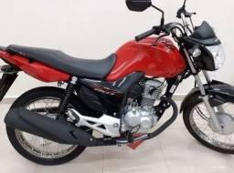 Honda CG 160 Honda 160 Start Partida Eletrica