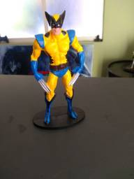Boneco de Resina Wolverine