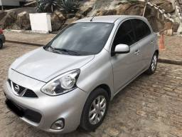 Nissan March SV 1.6 2016 com GNV