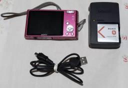 Câmera Digital Sony Cyber-shot Usada com defeito