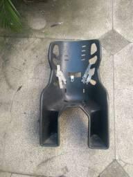 Cadeirinha de garupa para bicicleta