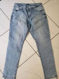 Calcas Jeans 44 duas pelo preco de uma