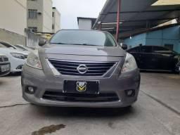 Nissan Versa SL 1.6 Flex C/Entrada+48x598 fixas
