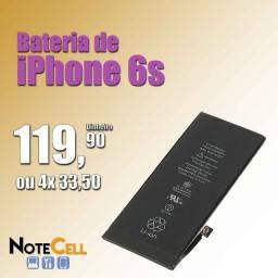 Baterias de iPhone 6s Já Instalada!!!