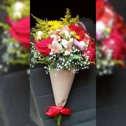 Flores naturais lindas