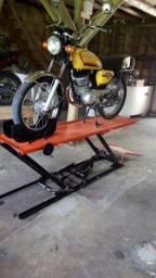 Elevador para motos 350kg ** plantão 24h