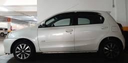 Toyota Etios Platinum
