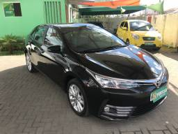 Toyota Corola XEI 2018. Completo!