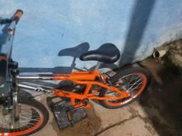 Bicicleta  aro 20 preco 350.