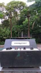 Agitador Eletromagnético Para Peneiras Granulométricas  Granulometro