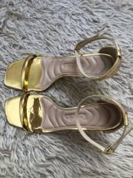 Sandália comprada na Karmelia N:38