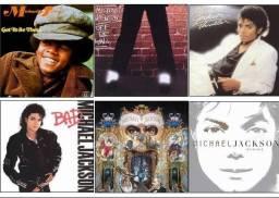 Michael Jackson - Discografia Completa + Raridades (Atualizada)