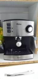 Maquina de cafe expresso philco 600 reais