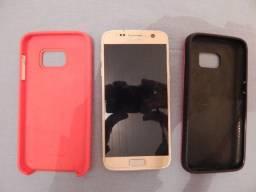 Samsung S7 flat 4gb 32gb armz (leia descrição)