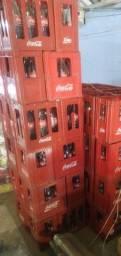 Grades de coca cola ls 1 litro retornavel