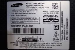 Placas e peças da smart tv Samsung