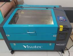 Máquina de corte a laser 60x40 cm