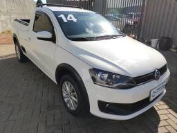 VOLKSWAGEN SAVEIRO 1.6 MI TREND CS 8V FLEX 2P MANUAL G.V