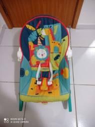 Cadeira de balanço vibratória