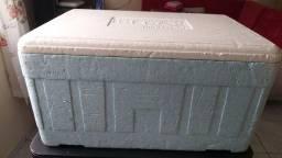 Caixa de Isopor 100 litros Icebox usada