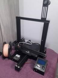 Impressora 3D Ender 3 PRO usada