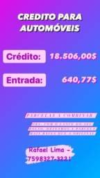 CRÉDITO PARA CARRO