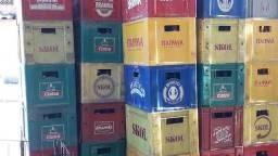 100 Caixas de Cervejas de 600 Ml.