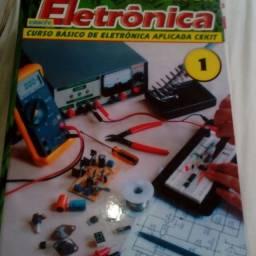 Curso de Eletrônica / Eletrônica é o Futuro