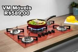 FG cooktop 5 bocas