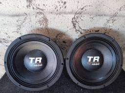 Alto falantes Tr 1650