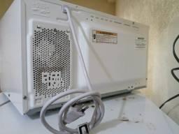 Micro-ondas Brastemp semi novinho