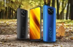 Xioami Poco X3 NFC / 128 gigas de rom / 6 gigas de ram / Câmera de 64 megapixels