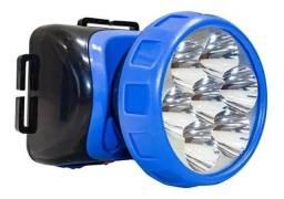 Título do anúncio: Lanterna Para Cabeça Recarregável 35 Lúmens Yg-3584 - Loja Natan Abreu