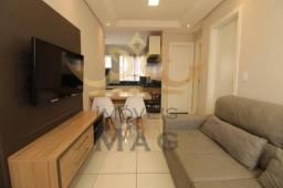 Apartamento à venda com 2 dormitórios em Atuba, Colombo cod:52140