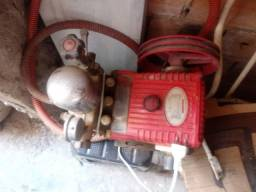 Bomba de pulverização agricula, ideal também para lavar carros