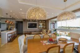 Apartamento à venda com 3 dormitórios em Orfas, Ponta grossa cod:V5037