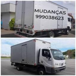 Mudança/Transportes 99903.8623 watshapp
