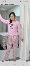 Pijamas Adulto  feminino.