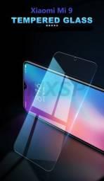 Pelicula de vidro Xiaomi Mi 9 novo