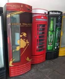 Cervejeiro / Cervejeira / Expositor / Refrigerador