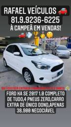 Ford Ka 2017 Completo!