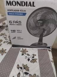 Vendo dois ventiladores