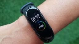 Smartwatch Xiaomi Mi Band 5 Versão 2020 Global Original Promoção