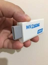 Adaptador Conversor Nintendo Wii Para Cabo Hdmi Wii2hdmi