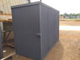 Container ou depósito