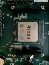 Kit Ryzen 5 1600 + B450