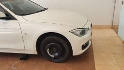 Roda estepe temporário BMW 320i aro 16